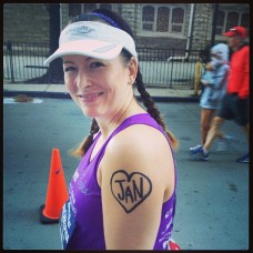 Before the Philly Rock & Roll 1/2 Marathon